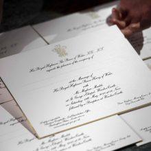 Į Britanijos princo Harry ir M. Markle vestuves pakviesta 600 svečių