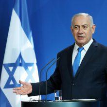 Izraelio premjeras ragina Rumuniją perkelti ambasadą į Jeruzalę