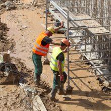 Planuojama pažaboti neteisėtai veikiančius užsieniečių įdarbinimo tarpininkus
