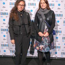 """Vilniuje iškilmingai paskelbta kino festivalio """"Scanorama"""" pradžia"""