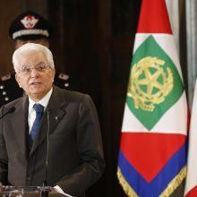 Italijos politikams nepavyko susitarti dėl vyriausybės