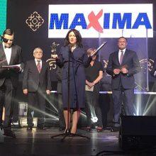 """Šimtmečio įmone pripažinta """"Maxima"""""""