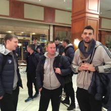 """""""Neptūnui"""" kelionė į Turkiją įsimins ilgai – teks nakvoti Stambule"""