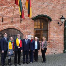 Bergštrasės apskrities vadovas: Europoje daug kas galėtų pasimokyti iš Kauno rajono