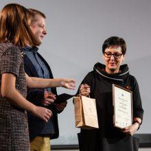 Apdovanoti geriausių metų knygų autoriai