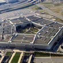 JAV atšaukė kvietimą Kinijai dalyvauti tarptautinėse karinėse pratybose