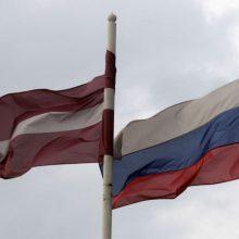 Rusijos URM Latvijos diplomatei įteikė nepageidaujamų asmenų sąrašą