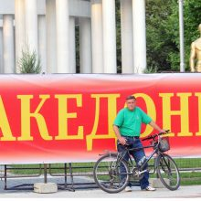 Makedonijoje rugsėjo 30-ąją vyks referendumas dėl šalies pavadinimo keitimo