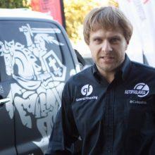 Po nesėkmės praėjusiame Dakare B. Vanagas atsargus: pirmiausiai reikia bent finišuoti