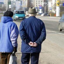 Pensijos vasarį – laiku ir didesnės