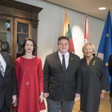 Aptartas pasirengimas referendumui dėl pilietybės išsaugojimo