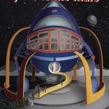 G. Monginaitė – NASA konkurso finalininkė