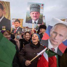 Nepaisant Vakarų sankcijų Rusijai, Čečėnija lobsta