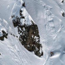 Prancūzijos Alpėse sudužus sklandytuvui žuvo vyras ir paauglys