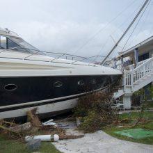 """Uraganas """"Maria"""" Dominikoje nusinešė daugiau nei 15 gyvybių"""