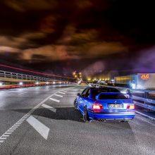 Uostamiestyje – naktinių pasivažinėjimų mėgėjai