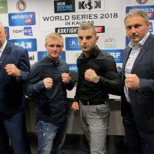 Geriausi Lietuvos kovotojai jėgas suvienys turnyre Kaune