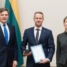 Apdovanotos pažangiausios Lietuvos įmonės