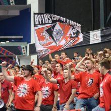 """""""Lietuvos ryto"""" klubas keičia pavadinimą į Vilniaus """"Rytą"""""""
