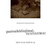 Vilniuje – M. Česlikausko fotografijų paroda