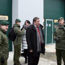 """R. Karoblis apie """"Boxer"""": tai šuolis modernizuojant Lietuvos kariuomenę"""