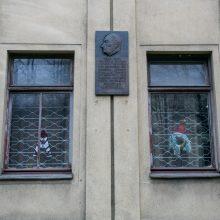 Raudonosios dėmės Kauno žemėlapyje