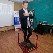 Specialistai patarė, kaip sportuoti nekenkiant sveikatai