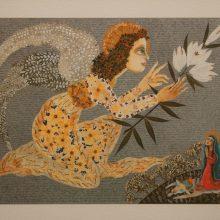 Didžių žmonių – mažai žinomi talentai: plunksną keitė teptukai