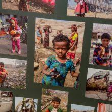 Bangladešo vaikams – jaunųjų kauniečių žaislai