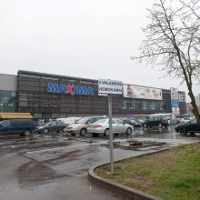 Palikusiems automobilius prie prekybos centro – staigmena