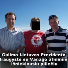 V. Titovas tapo N. Puteikio oponentų koziriu?
