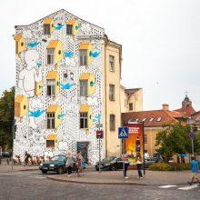 Vilnius perka idėjas, kaip pagražinti miestą