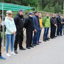 Policijos pareigūnai rengiami misijoms