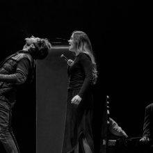 E. Nekrošius Klaipėdos dramos teatre stato spektaklį pagal S. Šaltenio romaną