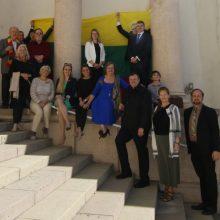 Lietuvos šimtmečio šventė už Atlanto