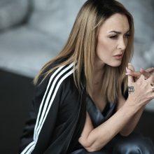 Dž. Butkutė: po koncertų puolu artimiesiems į glėbį ir verkiu