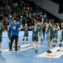 Lietuvos rankininkai – kitame pasaulio čempionato atrankos etape