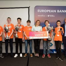 Lietuvos moksleiviai: išmanyti apie finansus reikia nuo pat vaikystės