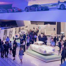 """Porsche"" muziejuje atidaryta unikali jubiliejinė ekspozicija"