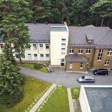 Plėtra: slaugos paslaugų senstančioje Lietuvoje labai trūksta. V.Tumėnienės sektoriuje <span style=color:red;>(Panemunėje)</span> bus įsteigta 50 slaugos lovų.
