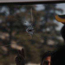 Atakos Kabulo viešbutyje aukų skaičius išaugo iki 40