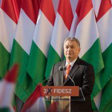 V. Orbano Vengrija vis labiau primena Rusiją: kas labiausiai kelia nerimą?