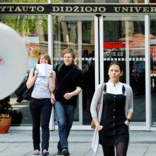 Vyriausybė perdavė VDU dalį LEU patalpų, dėl centrinių rūmų nuomonės išsiskiria