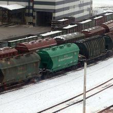 Pokyčiai uoste dėl baltarusiškų trąšų