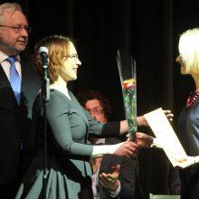 Kaune apdovanoti reikšmingiausi praėjusių metų vaikų knygų kūrėjai