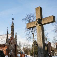 Istorinių Rasų kapinių tvarkymui – 2 mln. eurų