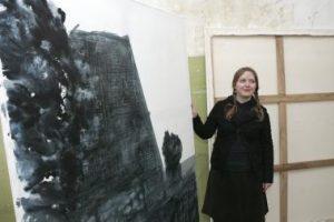 Jaunos dailininkės kelias - neiti į kompromisus