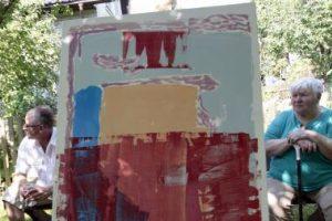 Spalvingas J.Zalenso sugrįžimas į tapybą