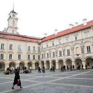Vilniaus universitete iškilmingai atidaromi Bibliotekų metai