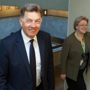 Dėl įtarimų korupcija A. Butkevičius kaltina oponentus